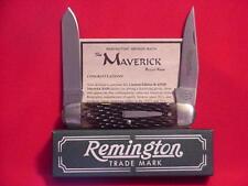 """Remington 2005 (R-4353B) """"The Maverick"""" Bullet Knife - MIB"""