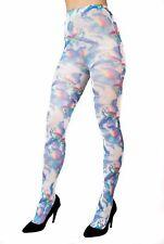 Ladies/Womens Unicorn printed tights 02