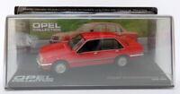 Eaglemoss 1/43 Scale EG23520F - 1978-1982 Opel Commodore C - Red
