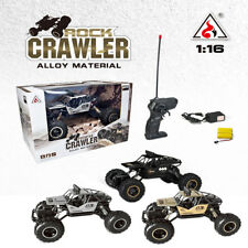 Mini 1:16 RC Monster Truck 2.4Ghz 4WD Off-Road Brushed Remote Control Car Toy
