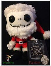 Nightmare Before Christmas Santa Jack Skellington- Funko POP! Plush