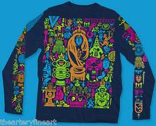 RYAN MCGINNESS x AWS 'Art History is Not Linear' Long Sleeve T-Shirt M **NEW**