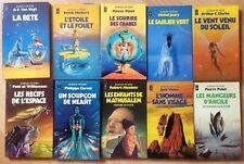 lot de 10 livres science fiction éditions Presss Pocket
