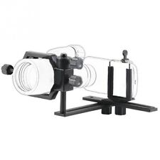 New Universal Metal Mount Telescope Spotting Scope Phone Camera Bracket Adapter
