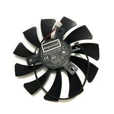 HA9010H12F-Z 85MM 0.57A 2Pin GTX1050 GPU Cooler Fan For MSI Geforce GTX 1050 …