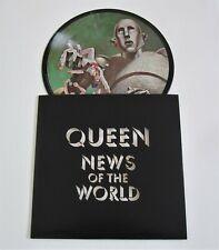 QUEEN : News Of The World 2017 Picture Disc Vinyl LP Album (1977 Copies) MINT
