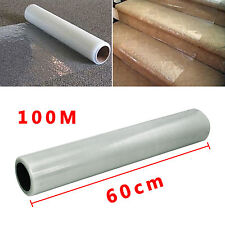 60CmX 100M Heavy Duty Self Adhesive Carpet Protector Floor Protection Film Cover