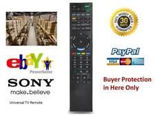 Remote Control For Sony BRAVIA LCD TV KDL-40D3100 KDL-40V3100 NoSetUp (2pcs)