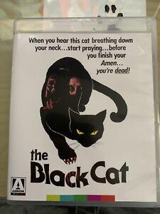 [RARE] The Black Cat [SE] [Blu-ray+DVD] [Lucio Fulci] [Arrow Video USA]