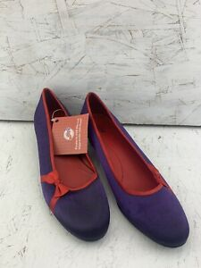 Red Hat Society Grasshoppers by Keds Red Heels Size 7m Shoes NWT