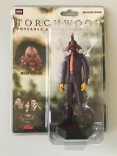Torchwood Blowfish Action Figure~New MOSC~Doctor Who Spin-Off BBC Sci-Fi Collect