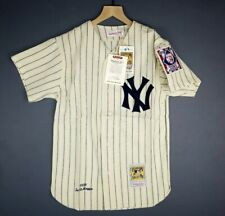 Joe DiMaggio New York Yankees 1939 Authentic jersey wool size S