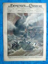 La Domenica del Corriere 6 ottobre 1929 Lucania - Salonicco - Caracorum
