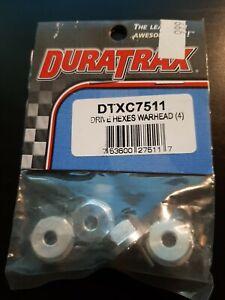 Duratrax DTXC7511 Drive Hexes Warhead (4)