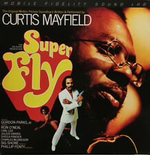 Curtis Mayfield - Superfly++ 2 LPs 180g+++45 rpm+++MFSL 2-481++++NEU+++OVP