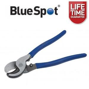 """BlueSpot Heavy Duty Wire Cutter / Cable Cutters Fencing Snips 250mm / 10"""" 08018"""