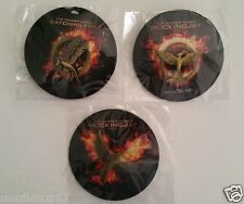 SDCC Comic Con EXCLUSIVE The Hunger Games Mocking Jay PINS 2013, 2014, 2015