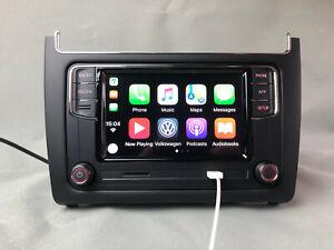 Volkswagen Polo 6C 2014 - 2017 MQB RCD 360 Apple Carplay Radio Navigation