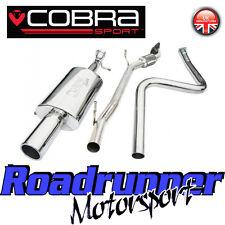 """FD39 Cobra Sport FIESTA MK6 Zetec S Sistema di scarico 2"""" CAT BACK-non trovo"""