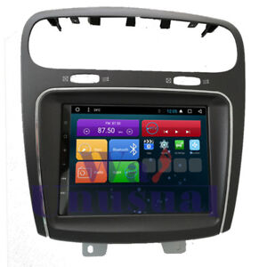 Android 7.1 Car Auto Video For Fiat Leap Freemont Dodge Journey Stereo GPS Navi