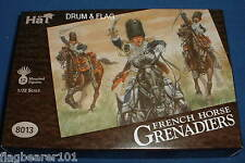 Sombrero 8013-napoleónico caballería francesa Granaderos-escala 1:72