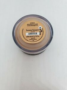 NIB bareMinerals Multi-Tasking Concealer SPF 20 Honey Bisque 0.07oz, Exp 7/20