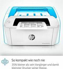 HP LaserJet Pro MFP M15w Laserdrucker - WLAN - weiss