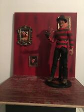 1/6 Freddy Krueger Anoes Part 3 Mirror House Diorama