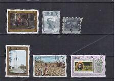 timbres continent américain