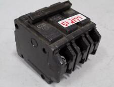 Ge 60Amp 3 Pole Rv Circuit Breaker