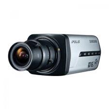 Samsung SNB-3002 IP Network PoE 4CIF WDR Box Day Night CCTV Security Camera