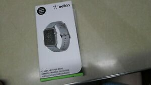 Belkin Apple Watch Band 38/42mm Sport Band/Leather Band