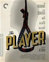 The Player (1992 Tim Robbins) (The Criterion Collection) BLU-RAY NEW