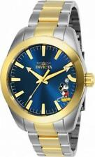 Disney Limited Edition 25240 Men's Round Analog Punching Mickey Mouse Watch