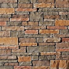 Stone Veneer Cultured New Mexico Cliff Face Stone 88 Square Feet -In Stock!
