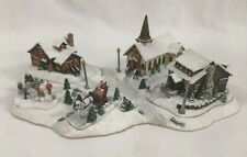 Terry Redlin The Winter Wonderland Collection Complete Set Hadley 1996 Christmas