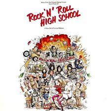 O.S.T. - Original Movie soundtrack-Rock 'n' Roll High School CD
