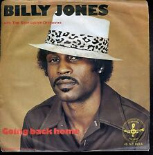7inch BILLY JONES going back home HOLLAND1979 FUNK SOUL