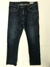 Buffalo David Bitton Driven-X Basic jeans mens 32 x 32 straight stretch blue BT4