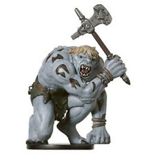 D&D Minis Underdark Hunched Giant - 51  W/ Card