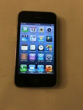 Apple iPhone 3GS - 8GB - Black (AT&T) A1303 (GSM) Phone, Ships Quick