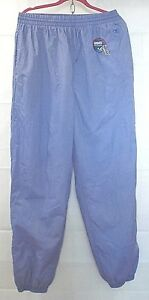 Champion Athletic New York Giants Vintage XL Pants Mesh Lined Embroidered Sz XL