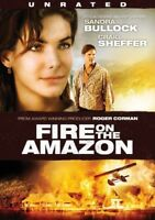 Fire on the Amazon [New DVD]