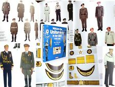 Livre armee NVA Uniformes militaires RDA DDR East german Uniform book