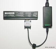 External Laptop Battery Charger for Amilo Li1818 Pi1505 Pi2515, 3S4400-G1L3-04