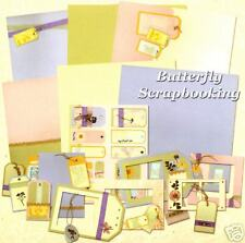 INSPIRATIONAL Collection 12X12 Scrapbook Kit COLORBOK Perfect Pages NEW