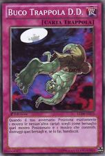 Buco Trappola D.D. YU-GI-OH! LCJW-IT275 Ita COMMON 1 Ed.