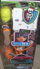 NEW MONSTER HIGH CREATE-A-MONSTER DESIGN LAB NOCTURNAL ADD-ON