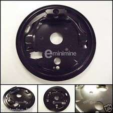 Classic Mini Rear Drum Brake Back Plate O/S 21A1058 austin morris 68> adjusters