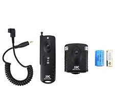 JJC Wireless Shutter Release For SONY RX10 A77II A77 A99 A580 A57 A35 A65 A55